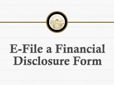 E-File a Financial Disclosure Form